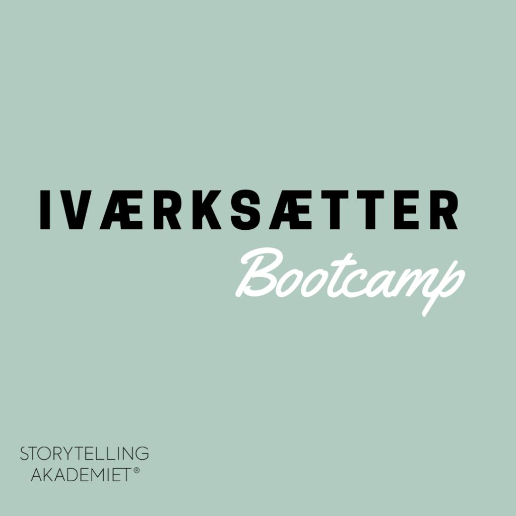 Iværksætter bootcamp - Storytelling Akademiet