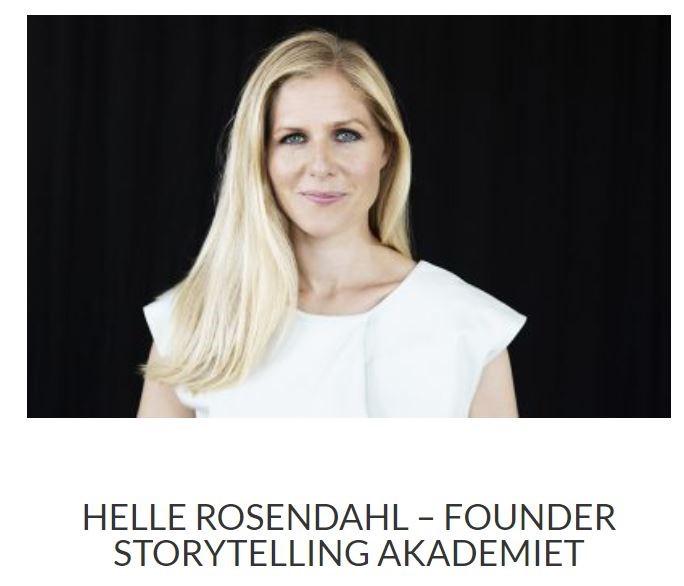 GirlCode - podcast - Helle Rosendahl